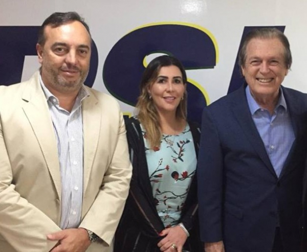 Distante de Bolsonaro, Francischini garante comando do PSL no Paraná