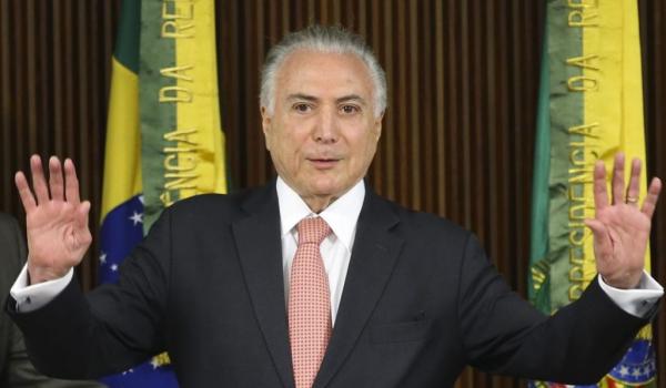 Temer visita o Paraná nesta sexta-feira onde autoriza construção de duas pontes