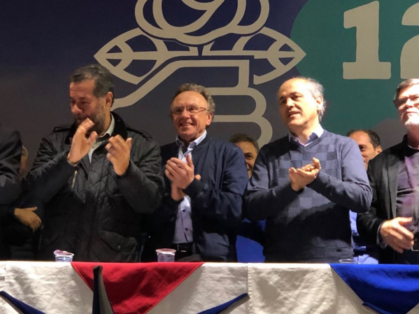 PDT usará tempo de Senado para Ciro e confirma apoio a Arruda