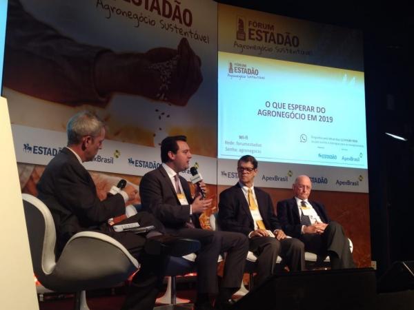 Ratinho Junior reafirma estratégias de crescimento do agronegócio