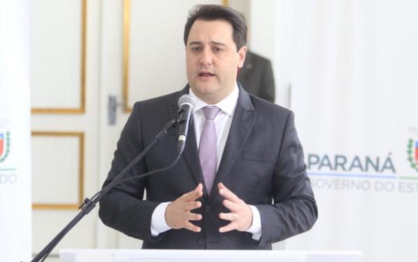 Ratinho Jr: reajuste vai depender de desempenho da receita