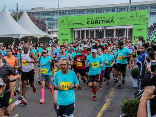 Maratona está agendada para novembro