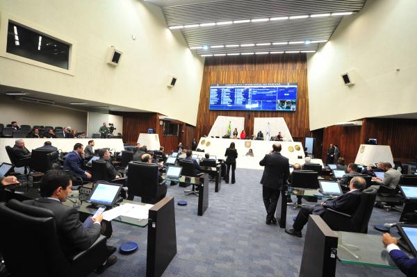 Assembleia: reajuste integral para servidores do Judiciário foi aprovado com 34 votos favoráveis, 15 contrários e duas abstenções