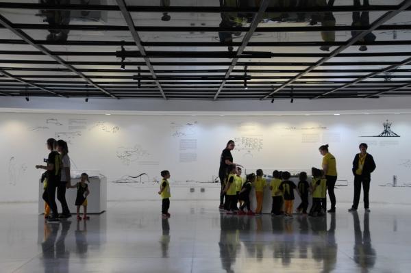 """bf0f59677 Museu prepara a 6ª edição de """"Uma Noite No MON"""" para crianças de 7 a 10 anos"""
