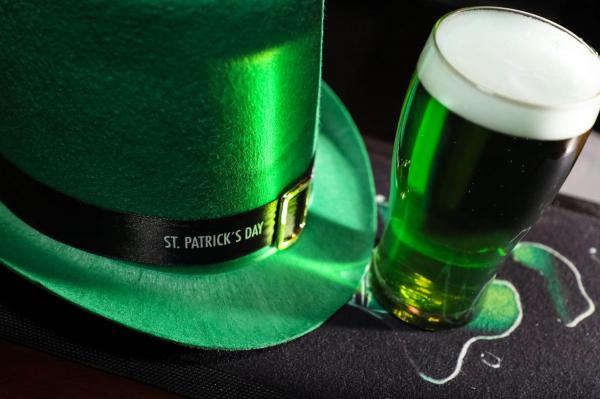 A tradicional festa de St. Patrick's acontece no Sheridan's Irish Pub