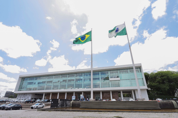Palácio Iguaçu: segundo governo, auxílio seria complementar ao já previsto pelo governo federal