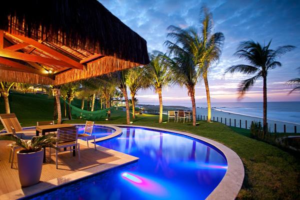 O Carmel Charme Resort fica a pouco menos de 40 minutos de Fortaleza