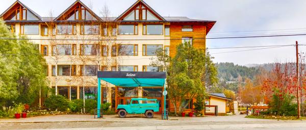 Selina chega a Bariloche com um hotel localizado no coração da cidade