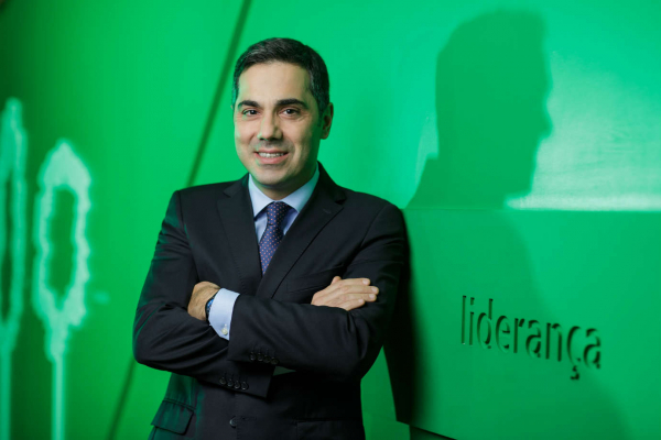 Cristiano Teixeira, diretor-geral da Klabin.