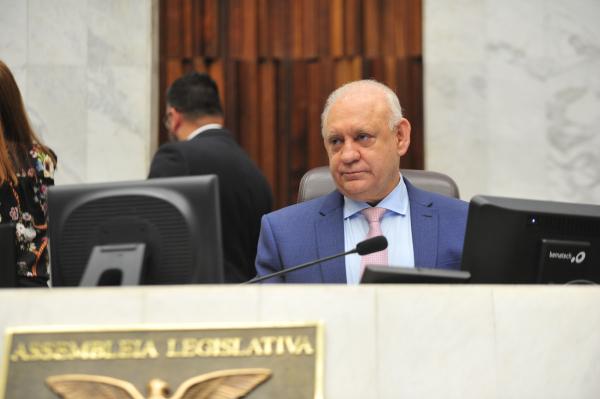 """Traiano (PSDB): """"Encaminham de uma forma que parece que aqui só tem marginal"""""""