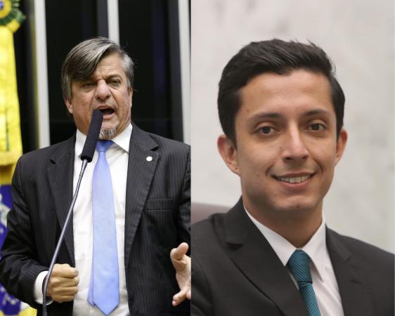 Boca Aberta e Boca Aberta Jr: pai e filho são acusados de usar giroflex e placas oficiais em veículos particulares