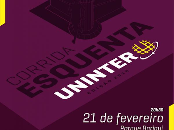 5e37ed7fe Parque Barigui sedia primeira etapa do Esquenta de Corridas Uninter ...