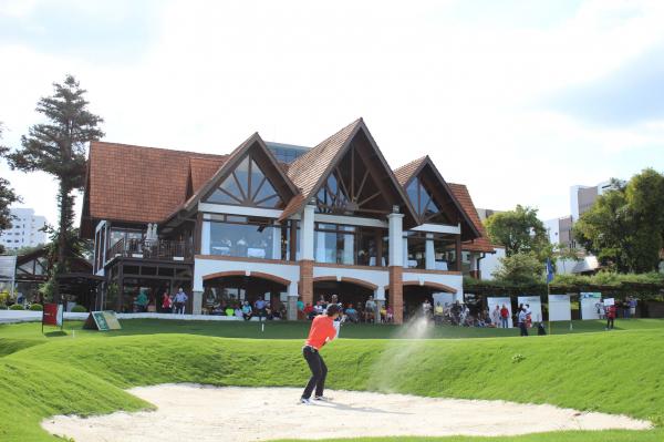 O aberto de Golf Cidade de Curitiba é organizado pelo Graciosa Country Club
