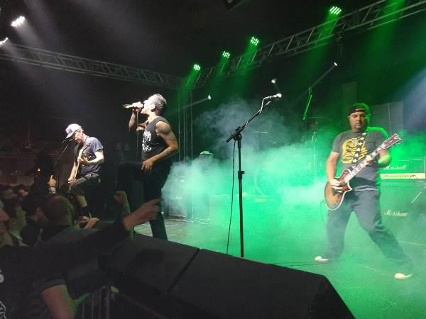 Strung Out fez uma apresentação histórica