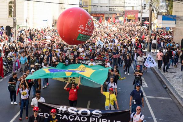 """Servidores em protesto: ACP alega que """"não é momento"""" para reajuste do funcionalismo"""