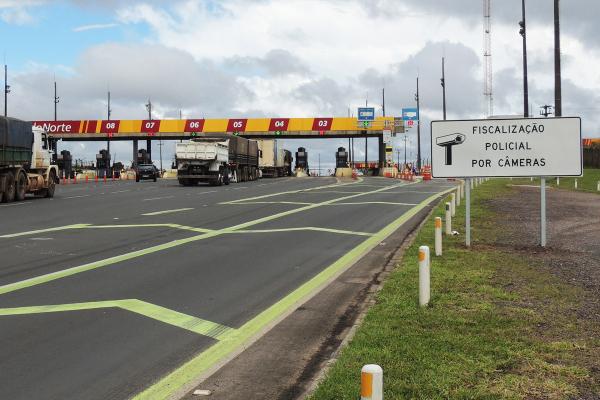 Pedágio: Paraná terá novos pedágios na PR-092 (Norte Pioneiro), PR-323 (Noroeste) e PR-280 (Sudoeste) e em trechos das Brs 163, 153 e 476.