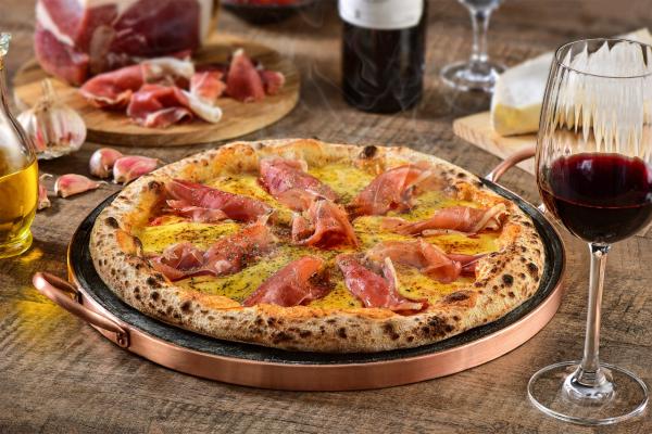 Pizza do Kahlua