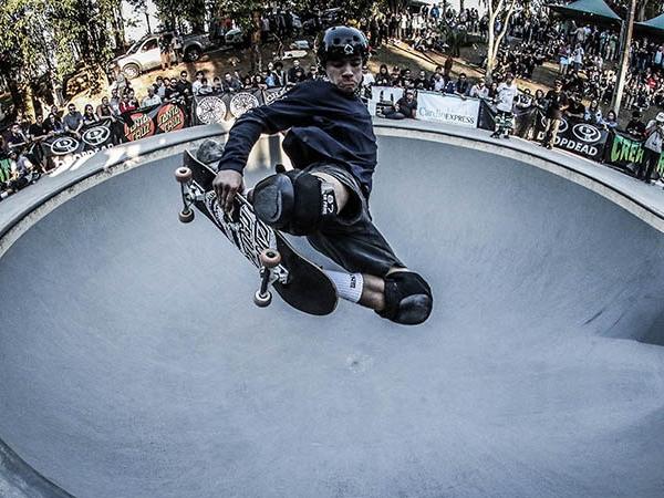 Urussanga Skate Park 2019 acontece neste fim de semana