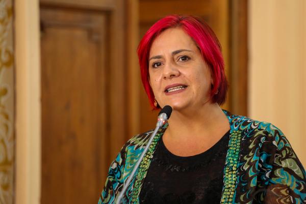 Fabiane Rosa: presa em 27 de julho, vereadora responde processo em prisão domiciliar