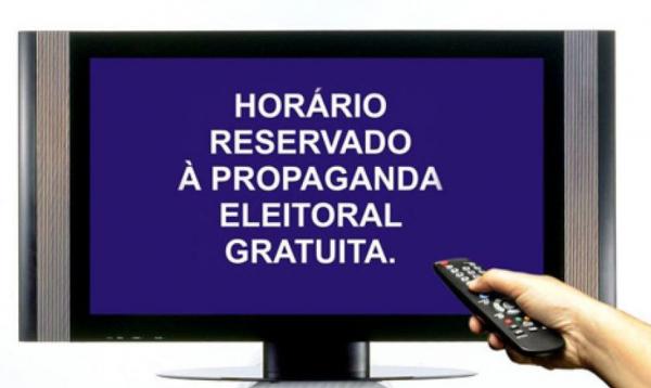 Amanhã também será o ultimo dia para a realização de debate no rádio e na televisão.