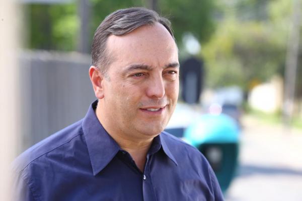 Francischini (PSL): candidato também conseguiu reverter tempo no horário eleitoral