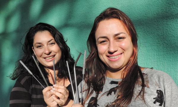 Patricya Soares Bezerra e Jéssica Pertile da Beegreen Sustentabilidade Urbana