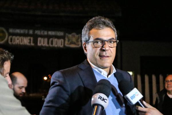 Beto Richa (PSDB): ex-governador tentou levar processos para a Justiça Eleitoral