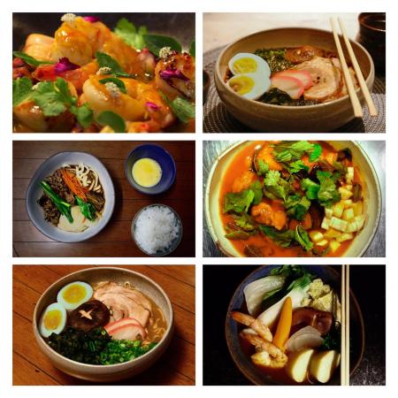 Festival de Inverno do HAY YO e apresenta cinco novos pratos criados pelo renomado chef Kazuo Harada