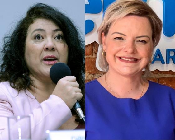 Christiane Yared (PL) e Carol Arns (Pode); deputada federal e filha de senador Flávio Arns estão no páreo na disputa pela prefeitura da Capital