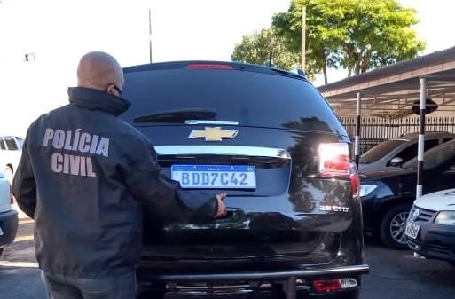 Suspeito mora com a mãe do bebê e com mais dois filhos em Telêmaco Borba (Campos Gerais)