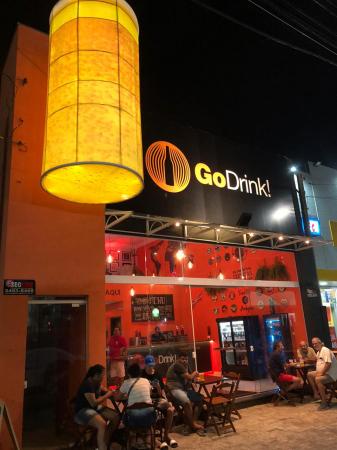 Espaço Go Drink