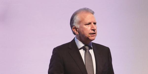 O presidente da ACREFI, Hilgo Gonçalves.