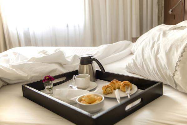 Romantismo nos hotéis de Curitiba