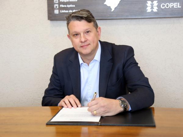 Wendell Oliveira assume comando da Copel
