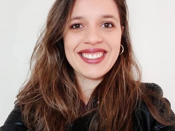 Giana de Marco é pré-candidata à vice-prefeita