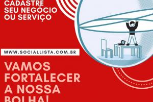 Curitibano cria site para quem quer comprar produtos e contratar serviços do `povo de esquerda`