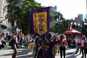 Curitiba terá passeata no Parolin no Dia Internacional da Mulher. Veja a programação