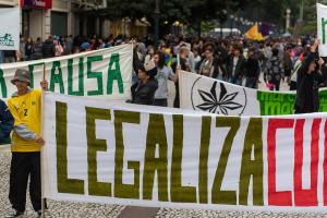 Curitiba terá segunda edição do ano da Marcha da Maconha neste sábado. Saiba o motivo