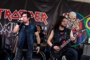 Trooper Day homenageia Rock In Rio em edição especial neste sábado