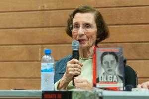 Anita Leocádia Prestes virá a Curitiba para palestra e lançamento de livro. Saiba todos os detalhes