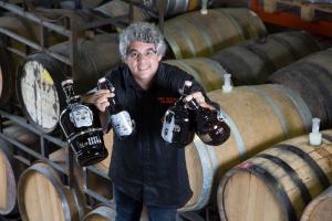 Cerveja envelhecida como vinhos estrela Growler Day na Bodebrown
