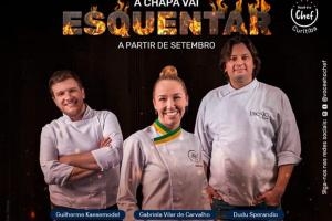 Reality gastronômico do Paraná começa em setembro. Saiba todos os detalhes