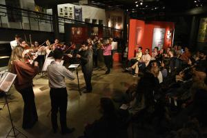 Museu Paranaense oferece programação musical gratuita nesse fim de ano