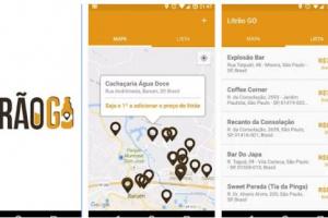 Conheça o Litrão GO aplicativo que te mostra as cervejas mais baratas perto de você