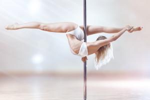 Curitiba recebe festival de pole dance artístico. Saiba quando