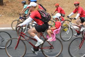 Bicicletando na Oficina, o passeio ciclístico musical acontece no domingo. Veja o trajeto
