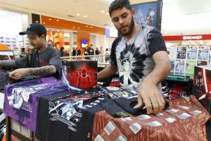 Com estreia de novo filme, venda de produtos do Star Wars cresce 30% em Curitiba