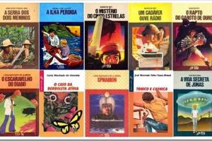 Site disponibiliza livros da Coleção Vagalume para donwload grátis