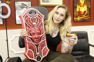 Aos poucos, tatuagem começa a deixar de ser um tabu no mercado