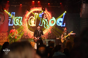 Hard Rock Cafe Curitiba faz concurso para melhor banda da América Latina com prêmio de US$ 5 mil